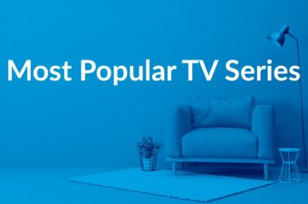 Самые популярные сериалы в 2018 году