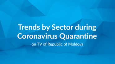 Trends by Sector during Coronavirus Quarantine.